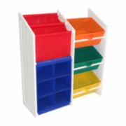 Kids Bookshelf-Painted