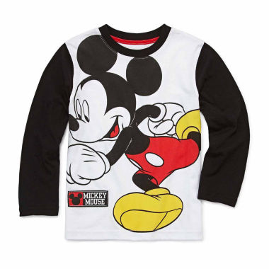 jcpenney.com | Disney By Okie Dokie Graphic T-Shirt-Toddler Boys