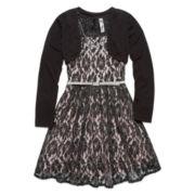Knit Works Party Dress - Big Kid