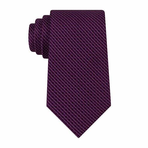 Van Heusen Flex Edison Unsolid Solid Tie