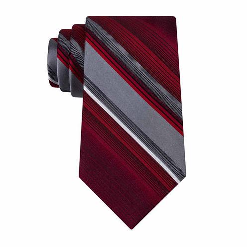 Van Heusen Flex Benton Stripe Tie