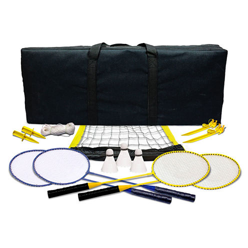 13-pc. Badminton Set