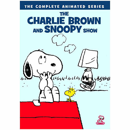 The Charlie Brown And Snoopy Show: The Complete Animated Series - 2 Discs - DVD
