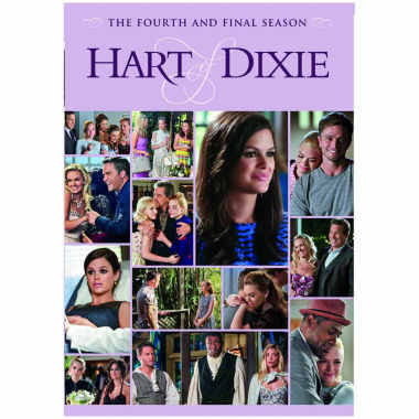 jcpenney.com | Hart of Dixie: The Fourth and Final Season - 3 Discs - DVD