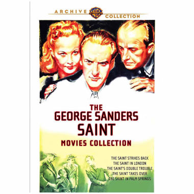 jcpenney.com | The George Sanders Saint Movies Collection