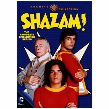 jcpenney.com | Shazam The Complete Live Action Series