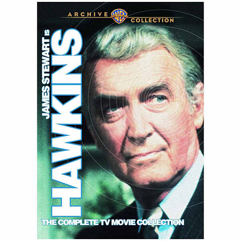 Hawkins Tv Movie Collection 4-Disc Set