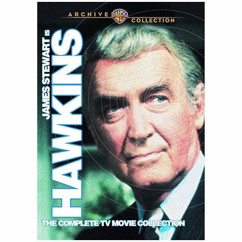 Hawkins Tv Movie Collection 4-Disc Set