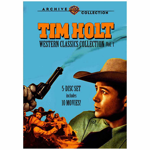 Tim Holt Western Classic Collection Volume 1