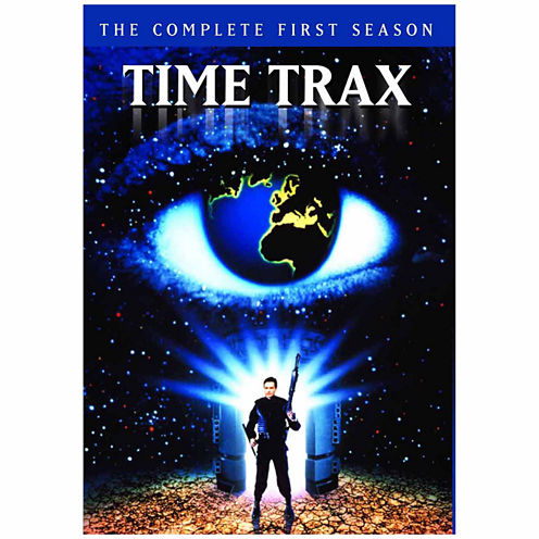 Time Trax The Complete First Season 6-Disc Set