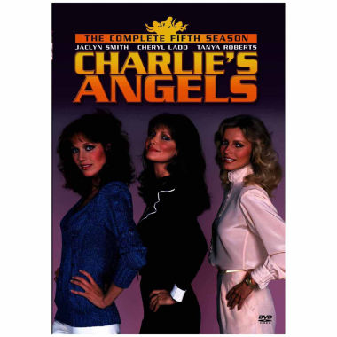 jcpenney.com | Charlies Angels The Complete Fifth Season