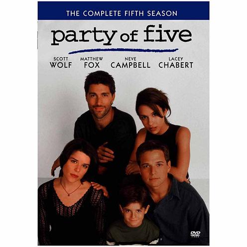 Party Of Five Season Five