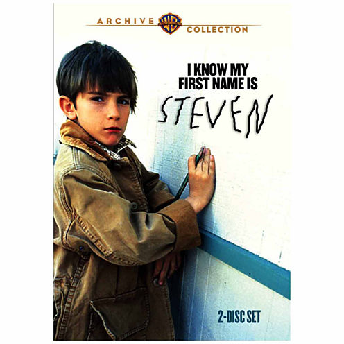 I Know My First Name Is Steven 2-Disc Set