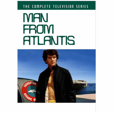 jcpenney.com | Man From Atlantis: The Complete Television Series - 4 Discs - DVD
