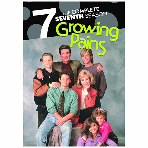 Growing Pains The Complete Seventh Season