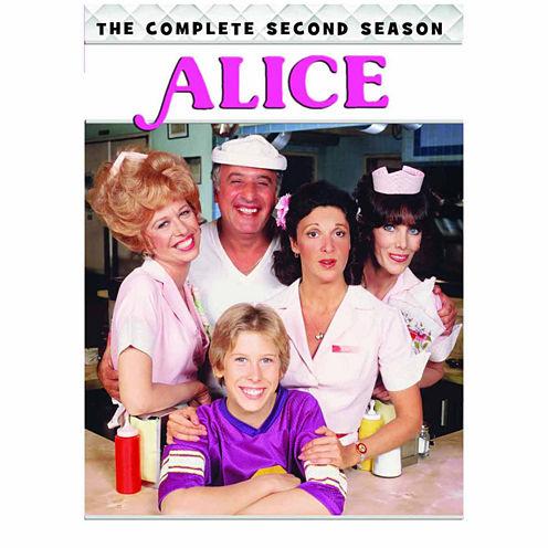 Alice The Complete Second Season 3-Disc Set