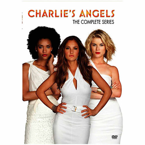 Charlies Angels 2011 The Complete Series