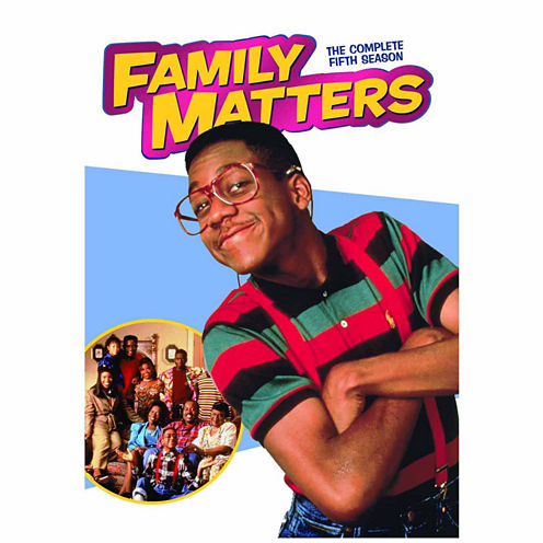 Family Matters The Complete Fifth Season