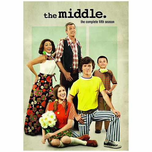The Middle The Complete Fifth Season