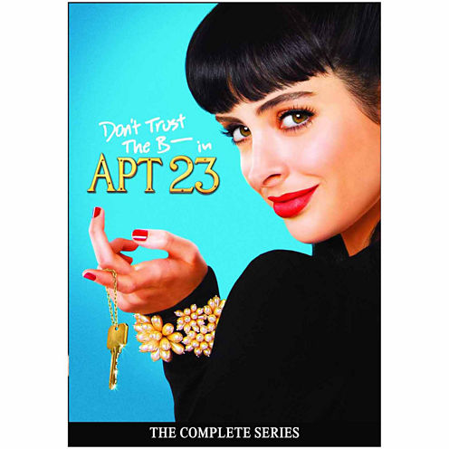 Don't Trust the B in Apt. 23: The Complete Series - 4 Discs - DVD