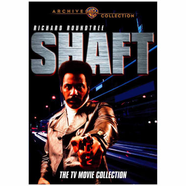 jcpenney.com | Shaft The Tv Movie Collection 4-Disc Set