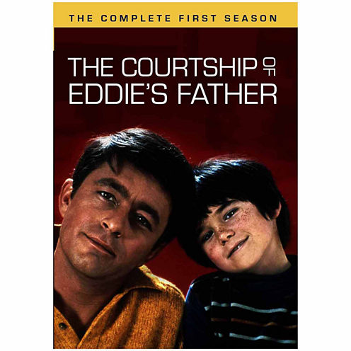 Courtship Of Eddies Father Season 1 4-Disc Set