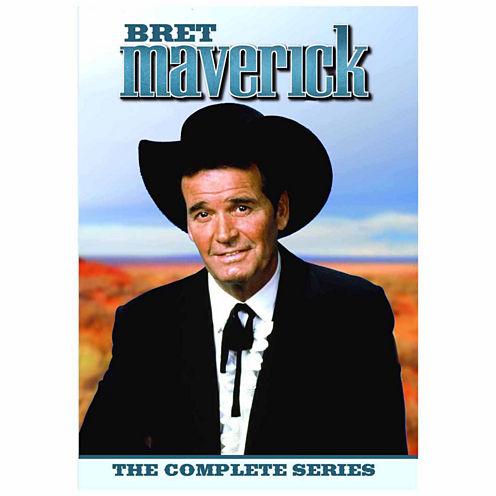 Bret Maverick The Complete Series