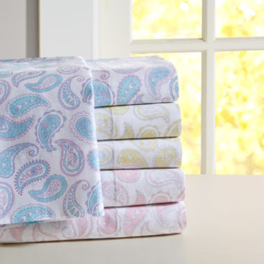 jcpenney.com | Mi Zone Cotton Paisley Sheet Set