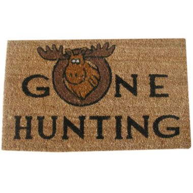 jcpenney.com | Gone Hunting Rectangular Doormat