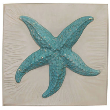 jcpenney.com | Starfish In Frame Wall Decor