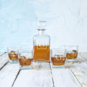 Cathy's Concepts Personalized 5-pc. Decanter Set