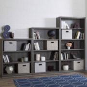 South Shore 3-Shelf Bookshelf