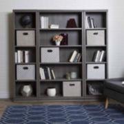 South Shore 5-Shelf Bookshelf
