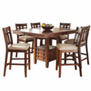 Steve Silver Co Beckett 7-pc. Dining Set