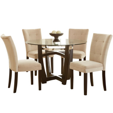 jcpenney.com | Steve Silver Co Milano 5-pc. Dining Set