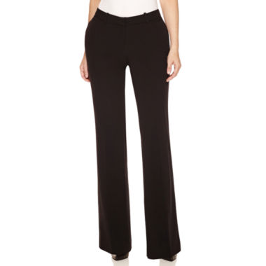 jcpenney.com | Worthington® Curvy Fit Trouser Pants