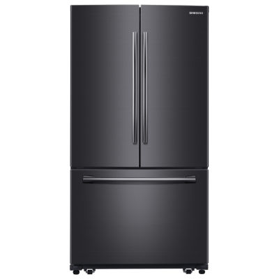 "Samsung ENERGY STAR® 26 cu. ft. 36"" Wide 3-Door French Door Refrigerator with Filtered Ice Maker"