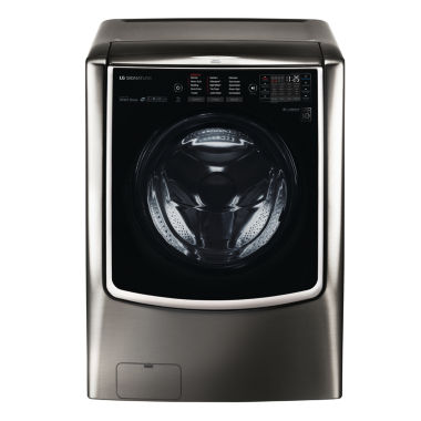 "jcpenney.com | LG 5.8 cu. ft. MEGA Capacity 29"" Signature Washer"