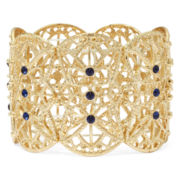 Decree® Open Metalwork Stretch Bracelet