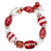 Santa Stretch Bracelet