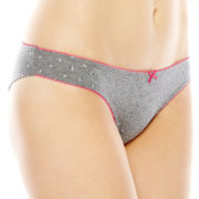 Flirtitude® Cheeky Panties
