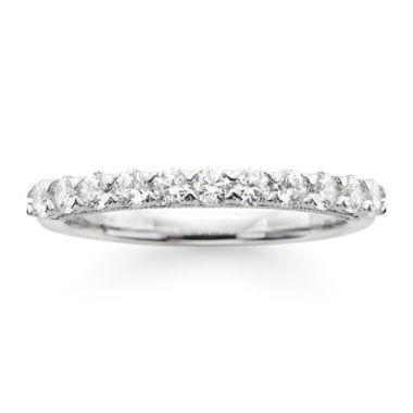 jcpenney.com | Modern Bride® Signature 1/2 CT. T.W. Certified Diamond 14K White Gold Wedding Band