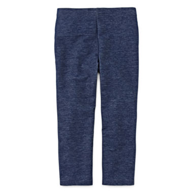 jcpenney.com | Total Girl® Solid Capri Leggings - Girls 7-16 and Plus