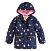 OshKosh B'gosh® Quilted Parka Jacket - Preschool Girls 4-6x