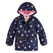 OshKosh B'gosh® Quilted Parka Jacket - Preschool Girls 4-6x