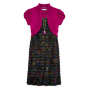 Speechless® Eyelash Dress - Girls Plus