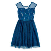 Speechless® Sparkle Ballerina Dress - Girls 7-16
