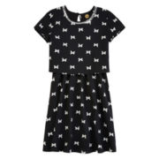 Total Girl® Popover Dress - Girls 7-16