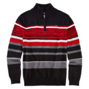IZOD® Quarter-Zip Sweater - Boys 8-20