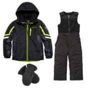 Weatherproof® Vestee Ski Jacket, Snow Bib or Ski Mittens- Toddler Boys 2t-4t